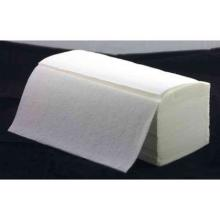 Falthandtücher 25 cm x 23 cm weiß 2-lagig Produktbild