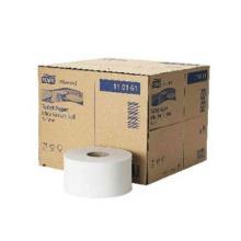 Toilettenpapier 1-lagig 10cm/240m Tissue T2 110163 Tork Produktbild