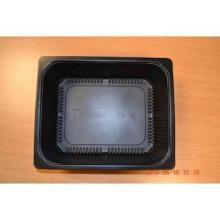 PP-Schale 1/2 GN ECO 325 mm x 265 mm x 100 mm schwarz 6300 ml Produktbild