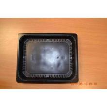 PP-Schale 1/2 GN ECO 325 mm x 265 mm x 50 mm schwarz 3400 ml Produktbild