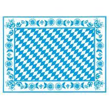 Tischset Dunicel 30 cm x 40 cm Bayern-Raute Produktbild