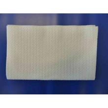 Putztuch Dunesse 25 cm x 40 cm gefalzt weiss Produktbild