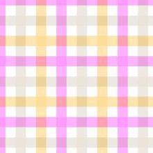 Serviette Dunilin 40 cm x 40 cm Check pink Produktbild