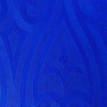 Serviette 40 cm x 40 cm Elegance Lily dunkelblau Produktbild