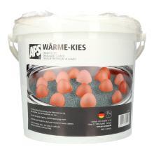 Waerme-Kies fuer Chafing Dishes 7kg/Eím. Produktbild