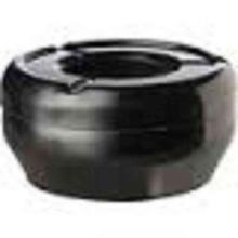 Aschenbecher Casual í10cm schwarz Produktbild