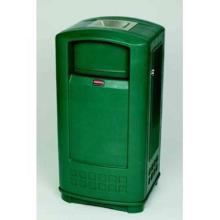 Landmark Junior Container mit Ascher PE 132,5 Liter grün 55,77x53,23x106,46cm Produktbild