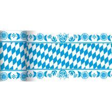 Tischläufer 20 cm x 150 m Bayern-Raute Produktbild
