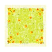 Mitteldecke Dunicel 84 cm x 84 cm Spring Flowers Produktbild