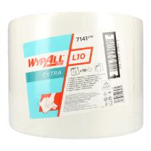 Wypall L10 Extra 23,5 cm x 38 cm 1-lagig 1500 Blatt weiß Produktbild