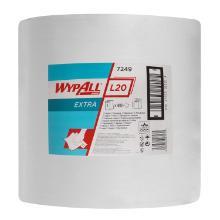 Wypall L20 Extra 32,5 cm x 38,5 cm 2-lagig 1000 Blatt weiß Produktbild