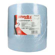 Wypall L30 Ultra plus 33 cm x 38 cm 3-lagig Groß-Rolle 750 Blatt blau Produktbild
