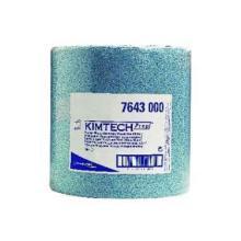 Wischtuch 34 cm x 38 cm Kimtec blau KC7643 Produktbild