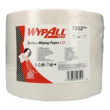 Wypall L10 Extra plus 23,5 cm x 38 cm 1-lagig Groß-Rolle 1000 Blatt weiß Produktbild