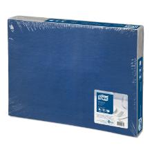 Tischset Papier 31 cm x 42 cm 1-lagig mitternachtsblau 474552 Tork Produktbild