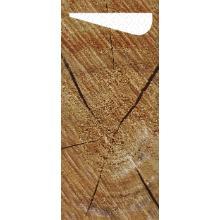 Bestecktasche Sacchetto 190 mm x 85 mm Wood Produktbild