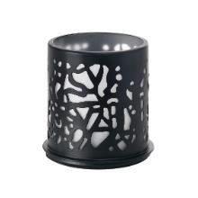 Kerzenhalter Metall 75 mm x 75 mm Twine Produktbild