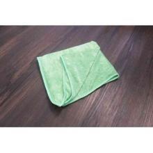 Microfasertuch 40 cm x 40 cm light green gewebt Produktbild