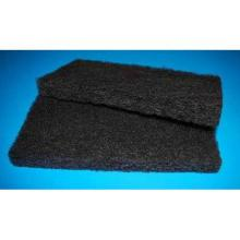 Handpad schwarz 250 cm x 115 x 25 mm extra hart Produktbild