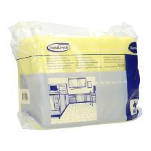 Suma Lavette - Reinigungstuch gelb PE1=25 Produktbild