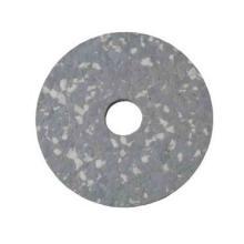 3M™ Melamin Pad MEL430 rund grau/weiß Polyester Vliesfaser Produktbild