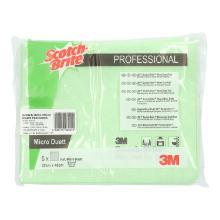 3M Microfasertuch grün PE1=5St Produktbild