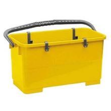Eimer 22L Toplock gelb 268005 Produktbild
