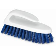 Waschbürste blau mit Bügel Produktbild