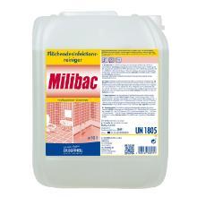 Milibac 10L - Sanitärreiniger UN1805-8 Produktbild