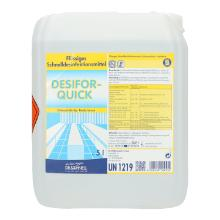 Desifor Quick 5L - Flächendesinfektionsmittel UN1219-3 Produktbild