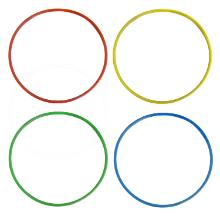 Farbkodierungsring 4 Stck Produktbild