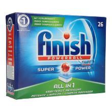 Finish Calgonit all in 1 Tabs UN0000 (S) Produktbild