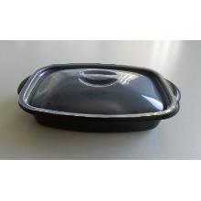 Marmipack-Schalen PP 218x140x43 500ml sw Produktbild