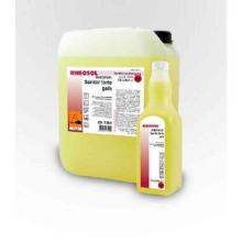 RHEOPUR Sanitär forte gelb 10L UN3264-8 Produktbild