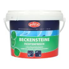 Beckensteine Eilfix Fichte 1kg Eimer=40 Beckensteine UN0000 Produktbild
