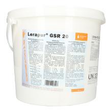 Lerapur GSR 20 10kg - Geschirrgranulat UN3262-8 Produktbild