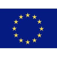 Hissflagge Europarat 335 x 200 cm Produktbild