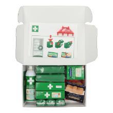komplettes Nachfüllpaket für die -Erste-Hilfe-Station- 280 mm x 184 mm x 78 mm Produktbild