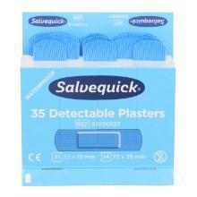 Salvequick Pflaster blau nachweisbar Produktbild