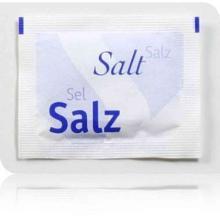 Salz Sachets jodiert 1g Produktbild