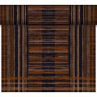 Tischläufer Dunicel Tete a Tete 40 cm x 24 m Brooklyn black Produktbild