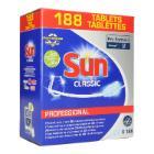Sun Professional Classic Tabs 188 Stück - Geschirrreiniger UN0000 Produktbild