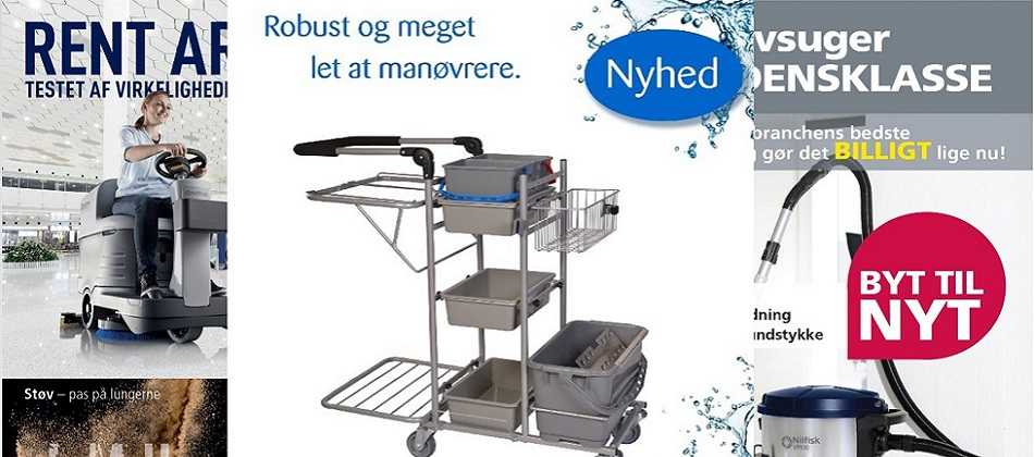 Clean Care nyheder