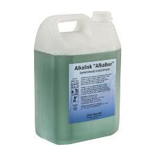 Kalkfjerner Alkalisk Iduna 5 ltr grøn product photo