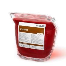 Ovn- og grillrens 2 ltr. KitchenPro Greaselift flydende højkoncentreret rød product photo