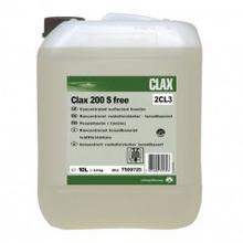Tøjvask flydende Clax 200 G Svanemærket vaskeforstærker tensidbaseret 10 ltr product photo
