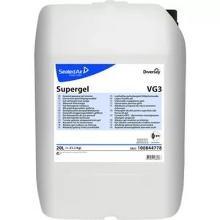 Supergel VG3L 20 ltr. alkalisk rengøring til levnedsmiddel industrien product photo