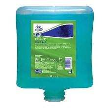 Deb sæbe Estesol Hair & Body blå med parfume 4x2 ltr blomstermærke product photo