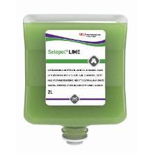 Deb håndrens Solopol Lime grøn med parfume 4x2 ltr product photo