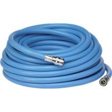 Slange Blå 20 m til skumsprøjte med koblinger til varmt vand - max 70 gr. product photo